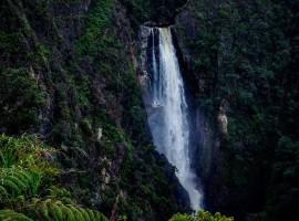 Salto de Bordones - Municipio de Isnos y Saladoblanco