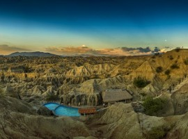 Desierto dela Tatacoa - Municipio de Villavieja