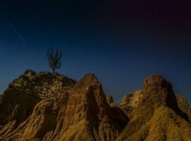 Noche en el Desierto de la Tatacoa - Municipio de Villavieja
