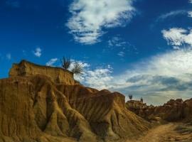 Desierto de la Tatacoa - Municipio de Villavieja