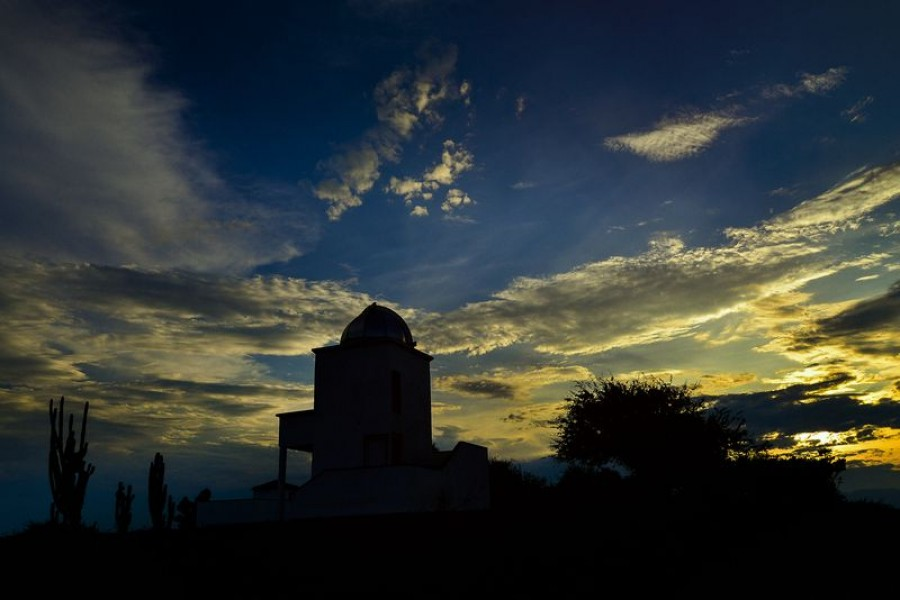 Observatorio astronómico de La Tatacoa - Municipio de Villavieja